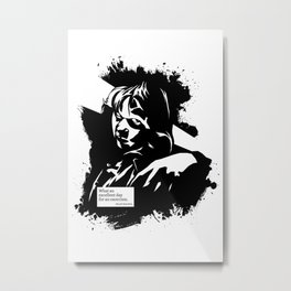 THE EXORCIST :: REGAN MACNEIL Metal Print