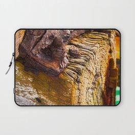 """OXIDE"" - Beachport Jetty, South Australia Laptop Sleeve"