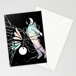Caught in the Moment (A Memory Encounter) Stationery Cards