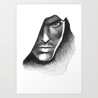 assassins creed Art Prints featuring Assassins Creed by Renus3000