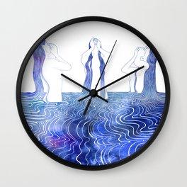 Siren's Song Wall Clock