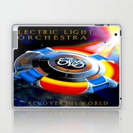 ELO ALBUM COVER Laptop & iPad Skin