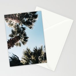 Among the Palms Stationery Cards
