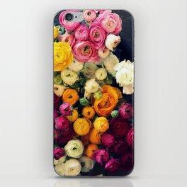 Loads of Ranunculus iPhone Skin