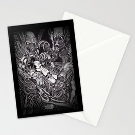 Alien Abduction - The Mouse Stationery Cards