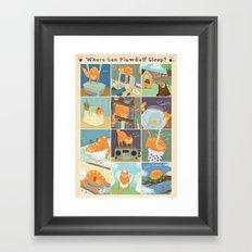 Plumduff Framed Art Print