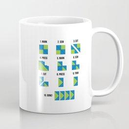 Flying Geese Mug Coffee Mug