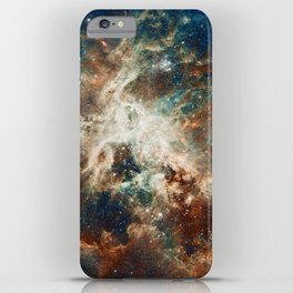 Space Nebula, Star and Space, A View of Galaxy and Outerspace iPhone Case