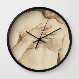 Venus PG13 Wall Clock