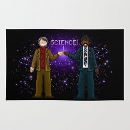 Ode to The Cosmos Rug