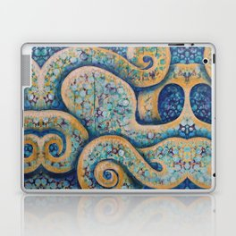 The Intuitive Octopus Laptop & iPad Skin