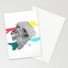 HAKUNA LION Stationery Cards
