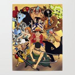 Pirate King Poster