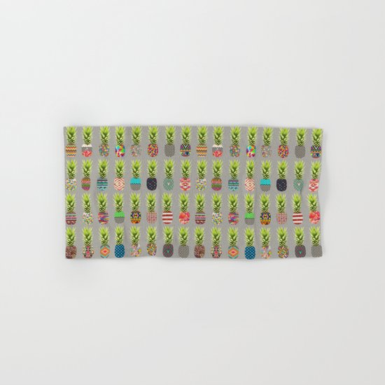 Pineapple Party Hand & Bath Towel