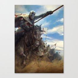 Crusades Canvas Print