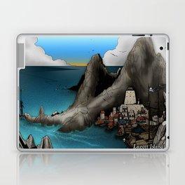 Lagott Island Laptop & iPad Skin