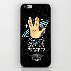 Trekkie iPhone & iPod Skin