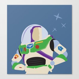 Lightyear Canvas Print