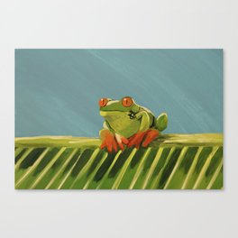 The Lonely Prince Canvas Print