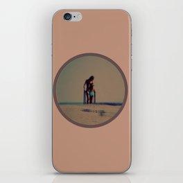 Pink summer iPhone Skin