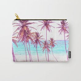 Palm Beach Illustration Carry-All Pouch