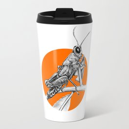 Grasshopper Travel Mug