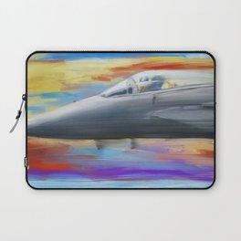 Jetfighter speed Laptop Sleeve