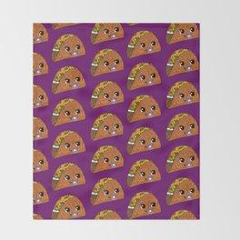 Baby Taco Throw Blanket