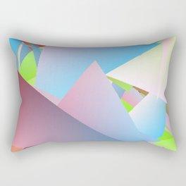 Outdoor Activities 3 Rectangular Pillow