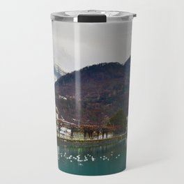 Interlaken Switzerland Travel Mug