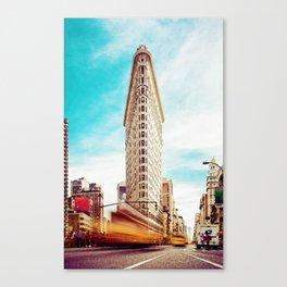 Manhattan 11 Canvas Print