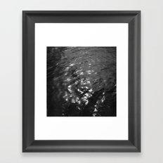Highwater 1  Framed Art Print