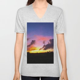 A Sight So Extraordinary Unisex V-Neck