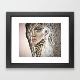 SHECOCK Framed Art Print