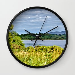 Their View Is Better! Wall Clock