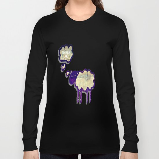 Urban Sheep Long Sleeve T-shirt