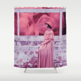 Jellypink Shower Curtain