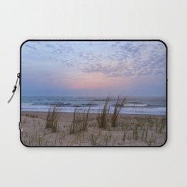 Beautiful golden hour at the beach in 'Punta del Diablo, Uruguay' Laptop Sleeve