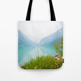Beauty of Lake Louise Tote Bag