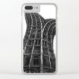 Hardfork 2018-07-12 Clear iPhone Case