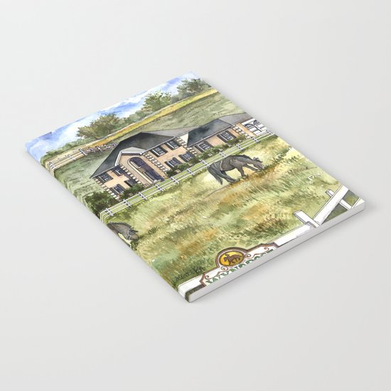 The Horse Ranch Notebook
