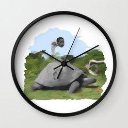 Cocorí Wall Clock