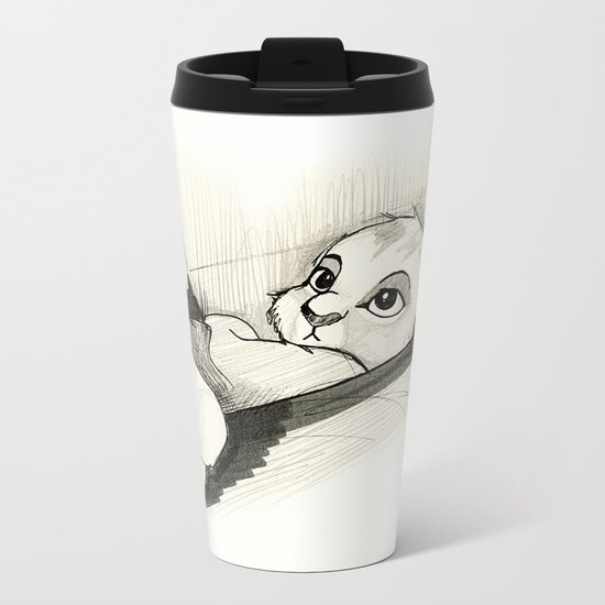 Simba Metal Travel Mug