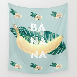 BANANA Wall Tapestry