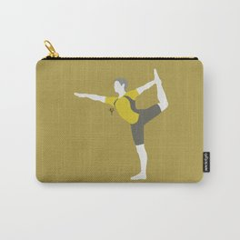 Wii Fit Trainer♂(Smash)Yellow Carry-All Pouch