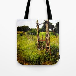 Hill Country Flora Tote Bag