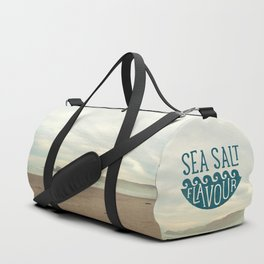 SEA SALT FLAVOUR Duffle Bag