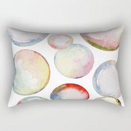 Hello Bubbles Rectangular Pillow