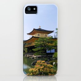Kinkaku-ji iPhone Case