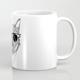 Pop Fox Coffee Mug
